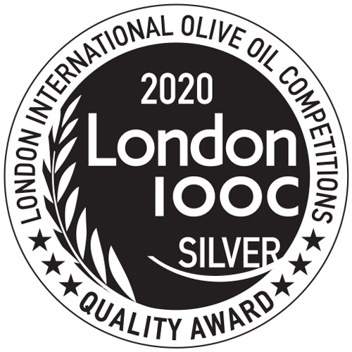 Premio de Plata en London International Olive Oil Competitions 2020