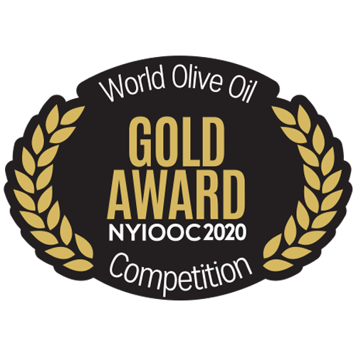 Premio de Oro en New York International Olive Oil Competition 2020