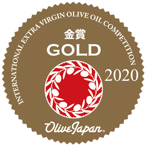 Premio de Oro en OliveJapan International Extra Virgin Olive Oil Competition 2020
