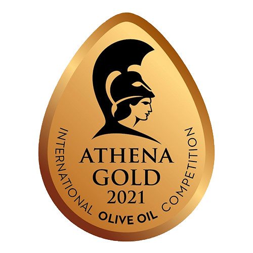 Gold Award in Athena International Olive Oil Competition 2021