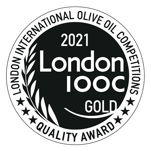 Gold Award in London International Olive Oil Competitions 2021