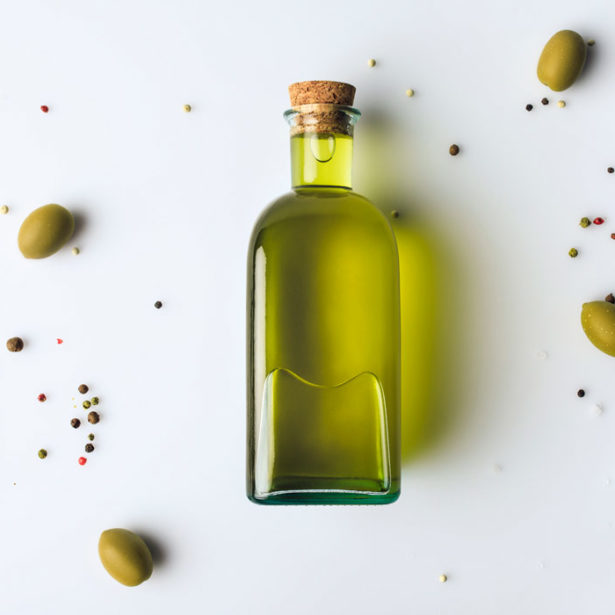 Extra virgin olive oil, a highly beneficial superfood